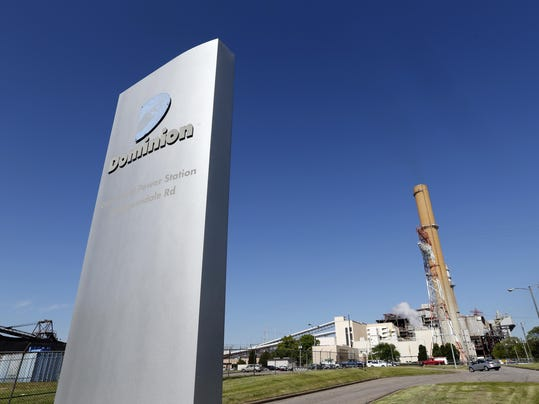 Dominion donations partially subsidized by customers for Domon power release