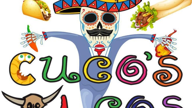 The restaurant logo for the newly launched Cuco's Tacos in Peoria.