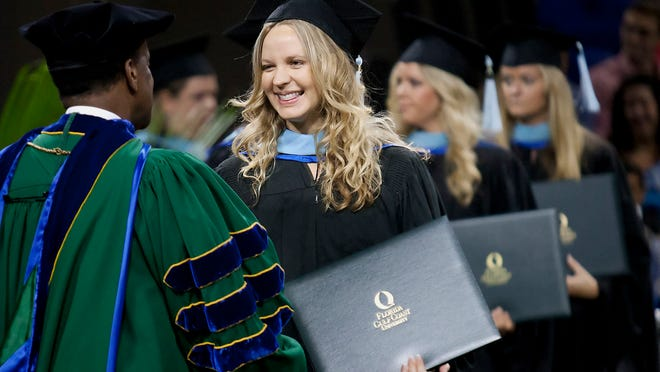 An area of importance for Florida Gulf Coast University will be improving graduation rates which are tied to performance-based funding.