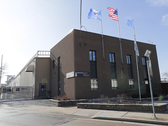 Kimberly-Clark Corp.'s Neenah Nonwovens facility on Henry Street in Neenah is scheduled to close, company officials announced  Wednesday. Dan Powers/USA TODAY NETWORK-Wisconsin