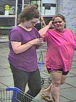 Police are looking for one man and two women in connection to a purse theft in Springettsbury Township on July 5.