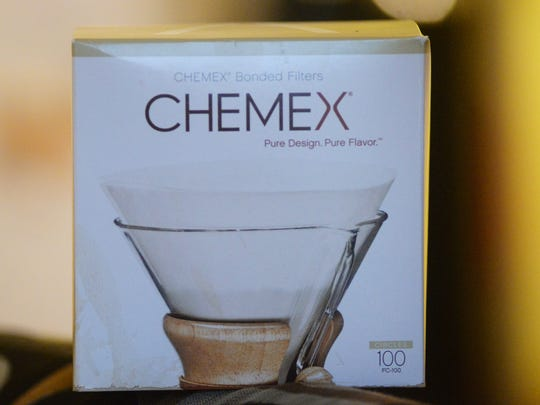 The Chemex filters are 20-30 percent heavier than most other coffee filters.