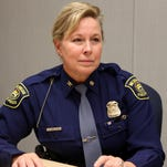 Michigan State Police director's pay docked for Facebook post on NFL protests