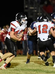 Newark Valley opened its football season with a 22-19