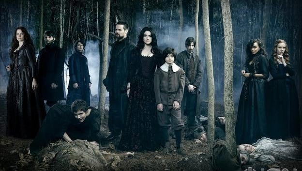 Salem (2013- Present) The witches have been brewing in Shreveport and Grand Cane since 2013 when the WGN America television debuted its first season, starring Janet Montgomery, Shane West and last season, Lucy Lawless.