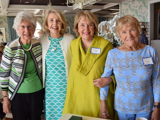 Betty Jacobsen, Shay Connors, Joanie Henderson and Grace Hinkley