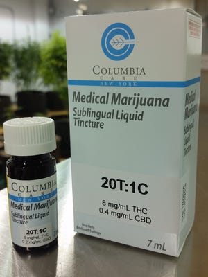 Medical marijuana products from Columbia Care