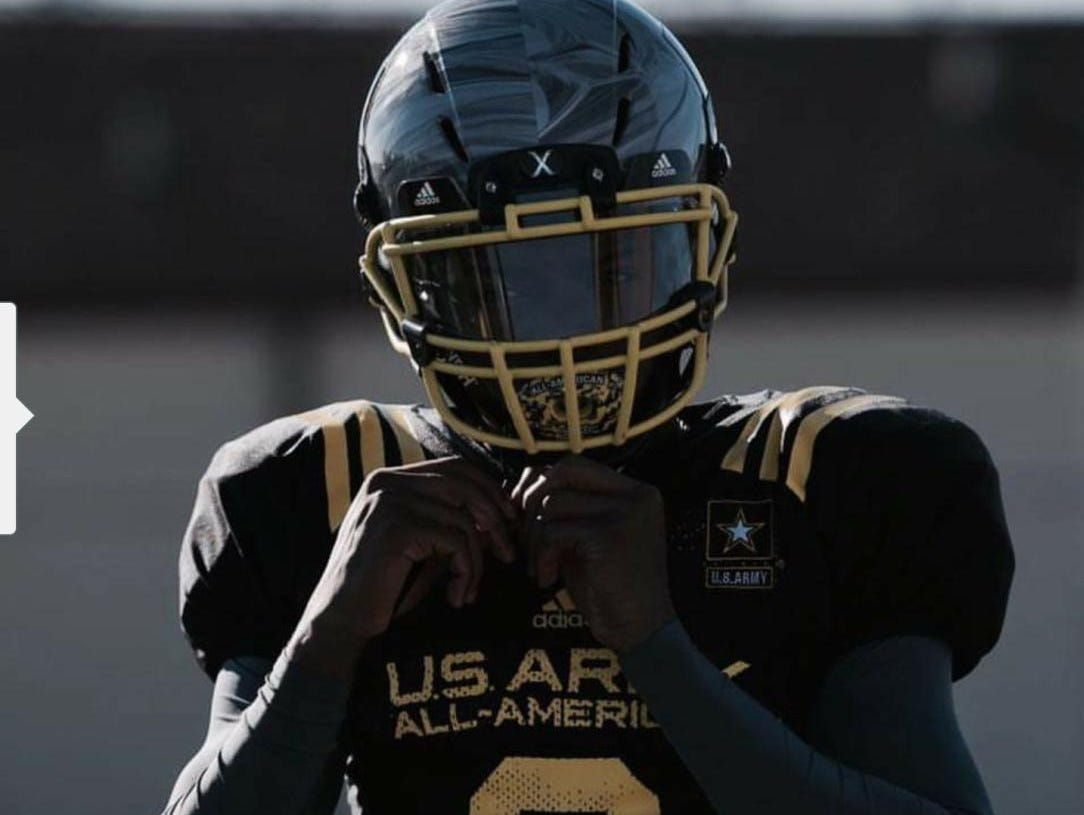 Corley committed to MSU at the U.S. Army All-American Bowl.