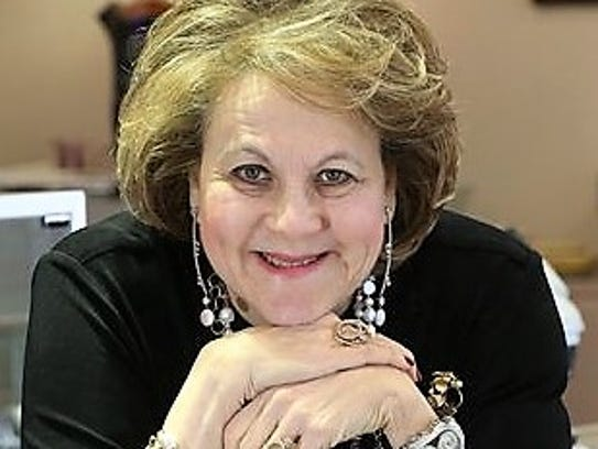Susan Eisen, new vice president of the Texas Jewelers