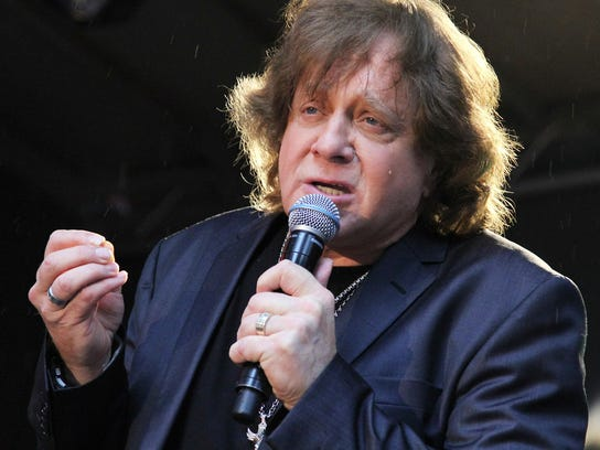 Eddie Money performs June 28 at Tioga Downs Casino