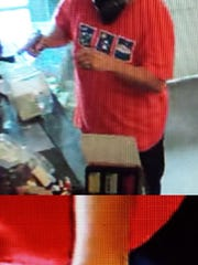 The Lafayette Police Department is attempting to identify a vehicle and individual in reference to an armed robbery.