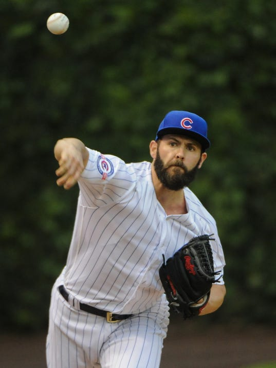 USP MLB: LOS ANGELES DODGERS AT CHICAGO CUBS S [BBA OR BBN] USA IL