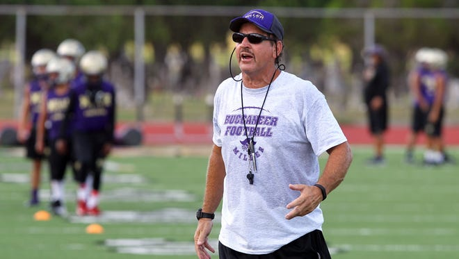 Miller head coach Remy Rodriguez announced that he was retiring after the 2016-17 school year on Thursday.
