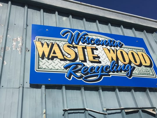 Wisconsin Waste Wood Recycling will take recycled clean wood and turn it into boiler fuel.