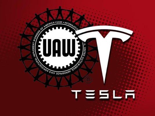 Iconic_UAW_Tesla