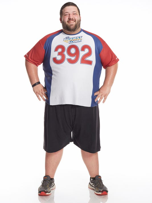 "John ""JJ"" O'Malley, ""The Biggest Loser"" (2014), NBC"