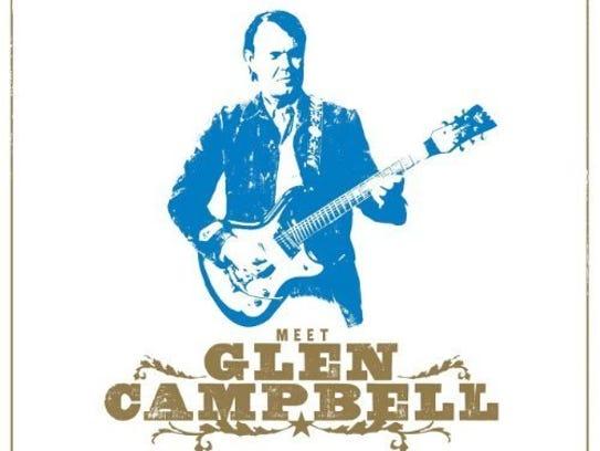 Meet Glen Campbell album cover