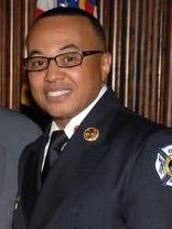 Plainfield Fire Chief Frank Tidwell