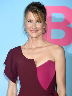 'Big Little Lies' star Laura Dern had a busy 2016, filming Showtime's 'Twin Peaks' revival and the next 'Star Wars' film.