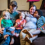Muncie family navigates health insurance maze with three special needs kids
