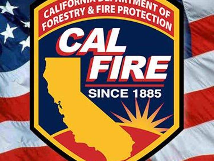 Cal Fire's logo