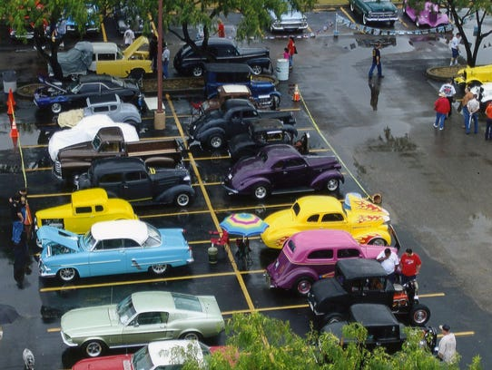 Coastal A's and Rods Car Club presents its 25th annual