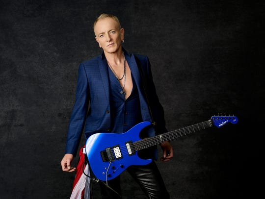 Def Leppard guitarist Phil Collen remembers playing