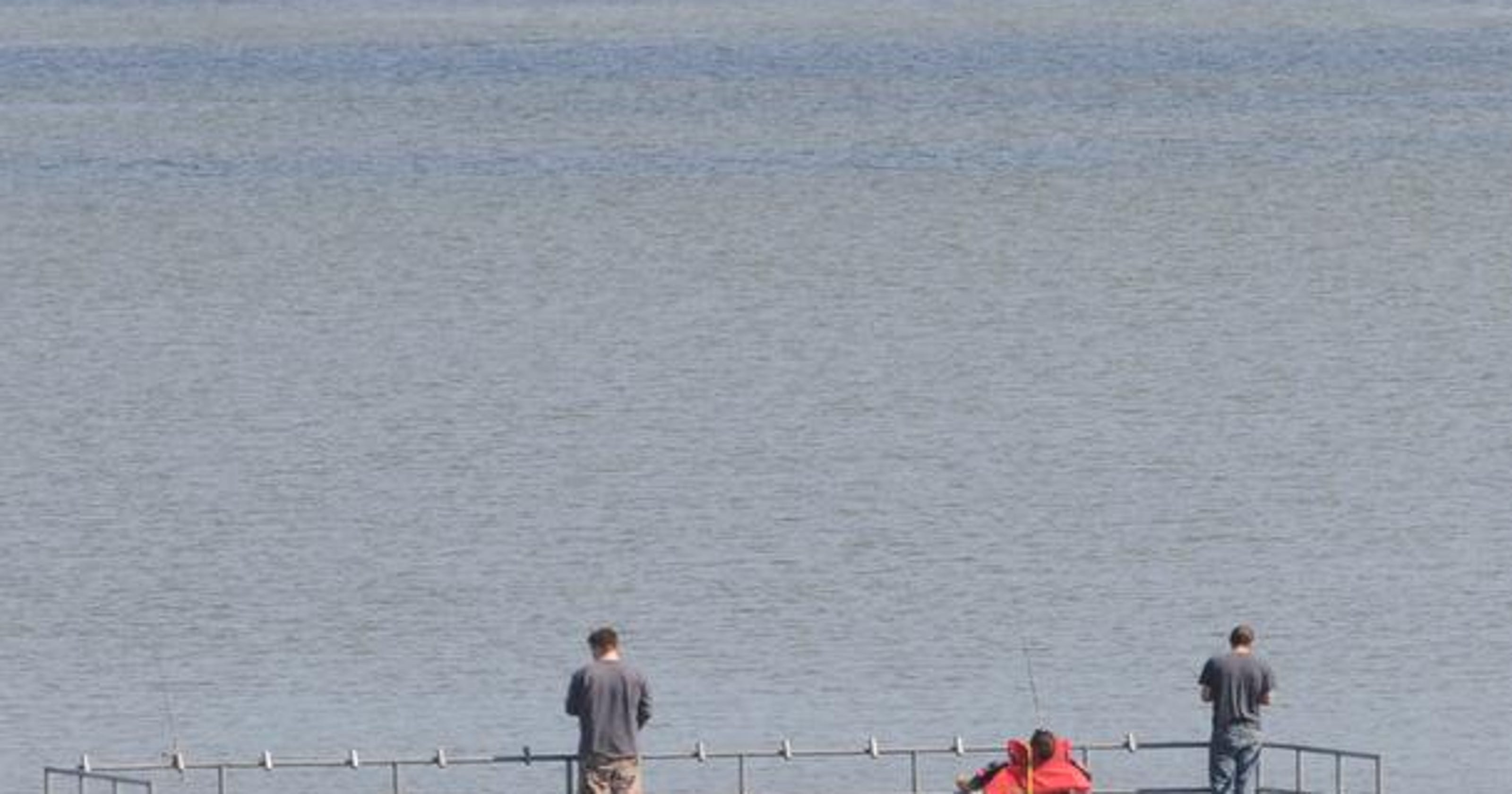 Walleye Fishing Going Well Near Islands
