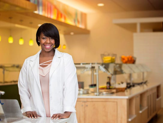 Bridgett Wilder has earned a degree in dietetics from Mount Mary University. She also has started a business, Perseverance Health and Wellness Coaching, and is working on a book about overcoming adversity and trusting God.