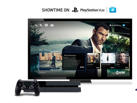 Showtime's standalone video service is coming to Sony's