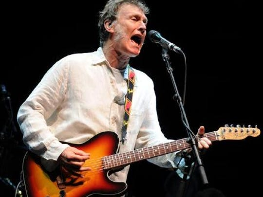 Steve Winwood performs in this file photo.
