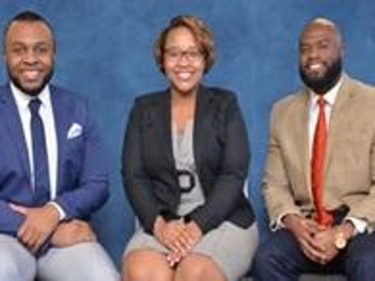 Qualan Jefferson, Sr. Human Resources Analyst, Denys Pratt, Sr. Human Resources Analyst and Joe Hamilton, Human Resources Analyst III, have recently passed the professional certification exam for the national Society of Human Resources Management.