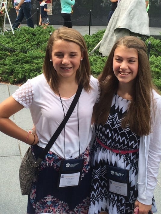 Students Take Part in Junior National Young Leaders Conference