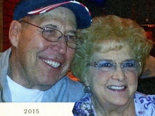 Anniversaries: Al Wagner & Velma Wagner
