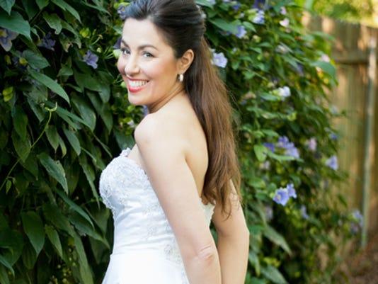 Weddings: Richard Goode & Michelle Coleman