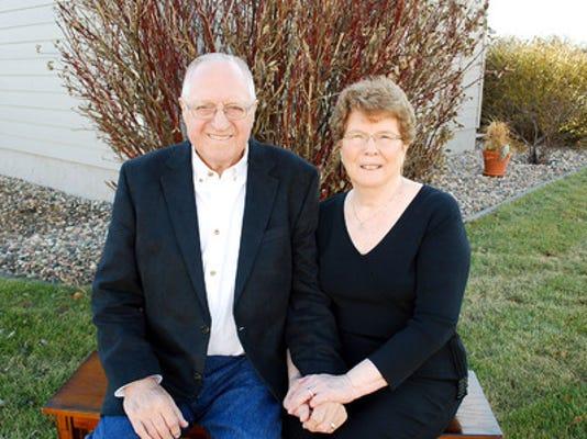 Anniversaries: Ralph Dybdahl & Gail Dybdahl