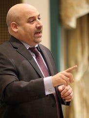 Craig Carpenito, defense attorney for the governor,