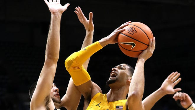 Marquette's Haanif Cheatham started the first five games of the season.