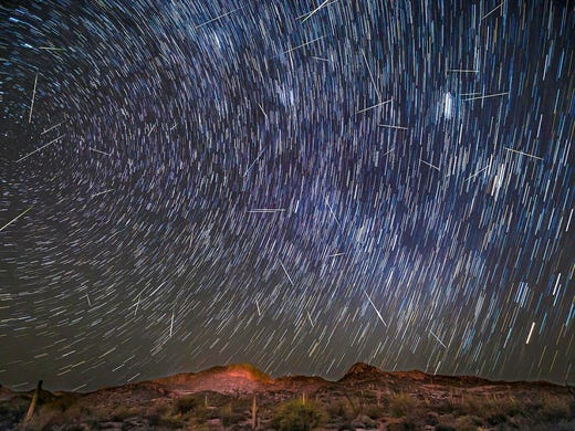 The Orionid meteor shower peaks soon. Here's how to see it