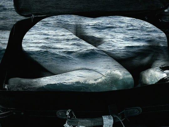 """El Viaje,"" by Liudmila & Nelson, 2001, gelatin silver"