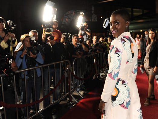 Lupita Nyong'o is becoming something of a style superstar. The 30-year-old burst onto the scene with her powerful turn as Patsey in '12 Years a Slave' -- for which she's garnered Screen Actors Guild and Critics Choice awards this year, as well as an Oscar nomination -- but it's not just her acting chops that have people taking notice. Working with stylist Micaela Erlanger, Nyong'o has been one of the most consistently best-dressed stars this awards season. And we have the proof. (Here, she arrives at a special screening of '12 Years' in October in West Hollywood, Calif.)