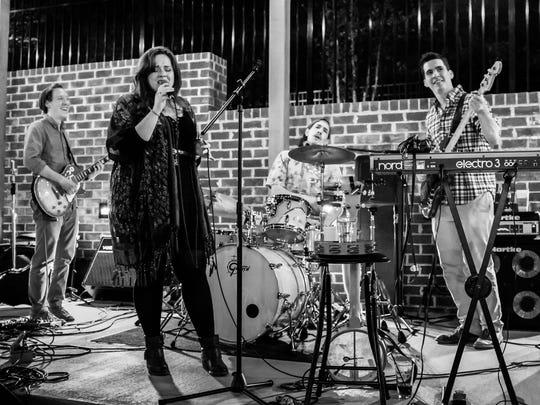 Erin & The Wildfire perform at 4:30 p.m. at Waynesboro's Summer Extravaganza on Saturday, July 9.