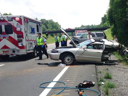 Charlotte Car Accident Today