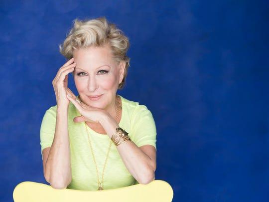 "Bette Midler stars in ""Hello, Dolly!"""