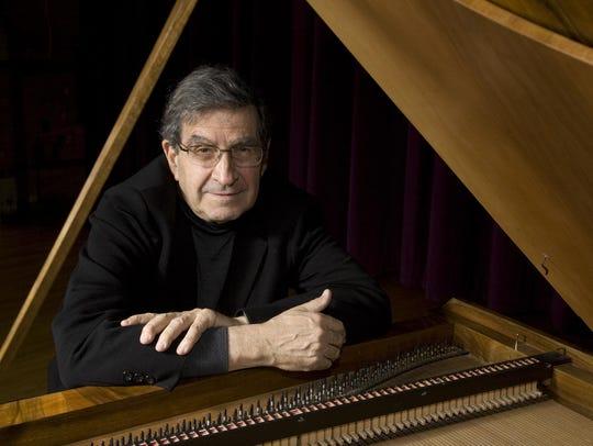 Malcolm Bilson performs an all-Schubert program on
