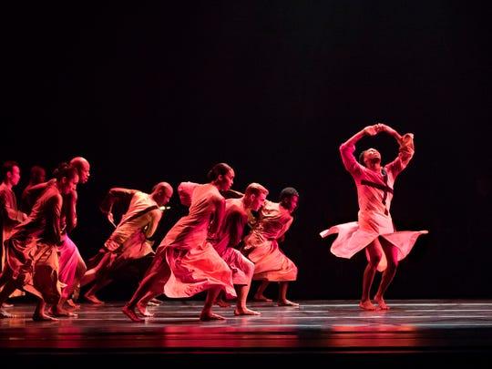 Alvin Ailey American Dance Theater 2017