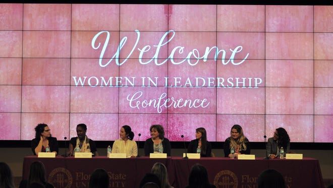 The FSU College of Communication and Information hosted the Women In Leadership Conference on Monday, Feb. 22.
