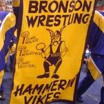 Roundup: Bronson wrestling headed to CMU