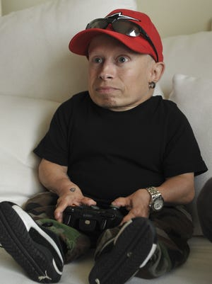 """Actor Vern Troyer attends the """"Prince of Persia: The Forgotten Sands"""" gifting suite hosted by Ubisoft to promote the launch of the new video game on May 18, 2010 in Los Angeles."""
