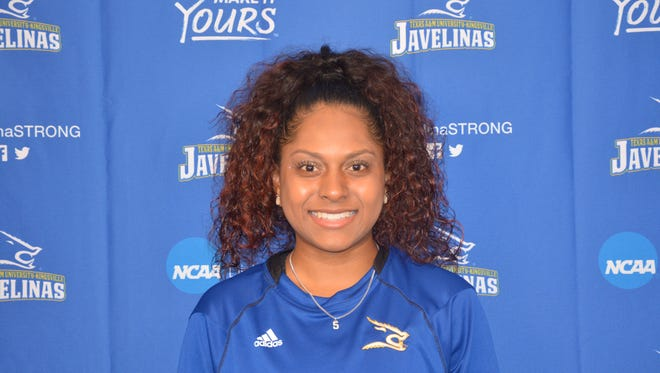 A&M-Kingsville Kaylin Roher
